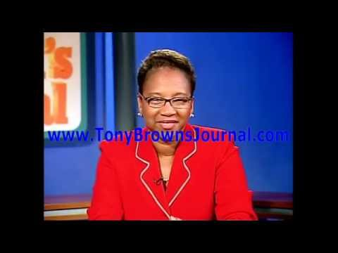 The Official Tony Brown's Journal -- One Woman's Solution To HIV/AIDS