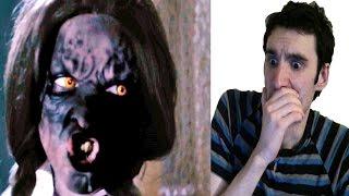 Реакция на трейлер ( Проклятие Аннабель 2׃ Зарождение ужаса - 2017 )