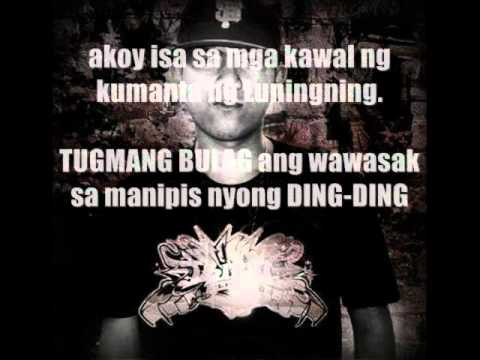 Sundalo Ng BlindRhyme - Pamilya Bagsik (Blind Rhyme Productions.Norstogten Rec).