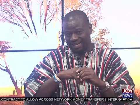 Vetting Bribery Probe - AM Talk on Joy News  (15-2-17)