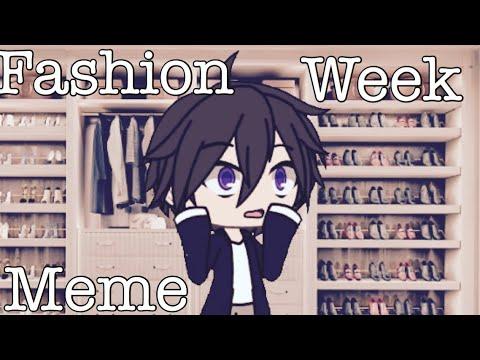 Fashion Week Meme