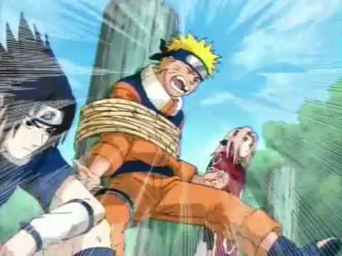 Naruto Season 1 Opening TV version [ VIZ Media USA™ ]