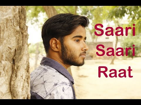 Saari Saari Raat | Aman Sharma | Bombstar Prince | Romantic Song | Latest Original Song 2018