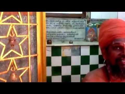 Varanasi- Sri kumaraswamy mutt in the service of pilgrims.  Swamy sundaramurthy thambiran shares....