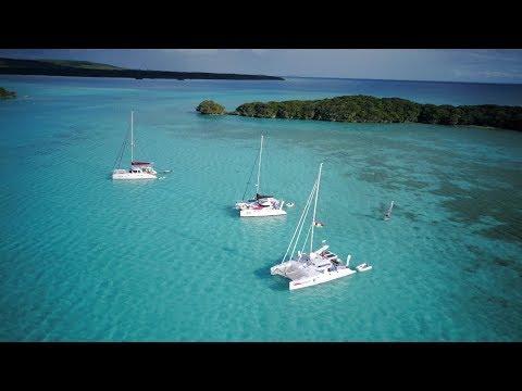 Sailing New Caledonia - Loyalty Islands & Gadji (Isle of Pines)