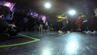 CLOUD 9 TRIBE AND BBOY OWL - RENEGADE ROCKERS 32ND ANNIVERSARY 2#