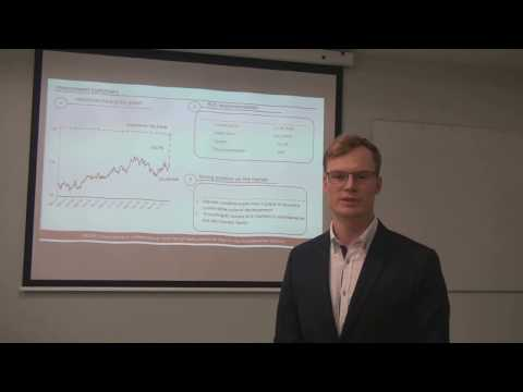 CFA Research Competition Moscow School of Economics, Moscow State University, Russia, Final stage