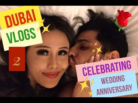 DUBAI VLOGS-2 , WEDDING ANNIVERSARY (BAHASA)