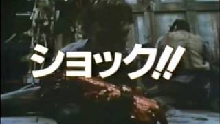 DAY OF THE DEAD Japanese Trailer - Import Laserdisc George A. Romero Tom Savini