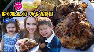 Como Marinar Pollo Para Asar ♥ How To Marinate Chicken For Bbq