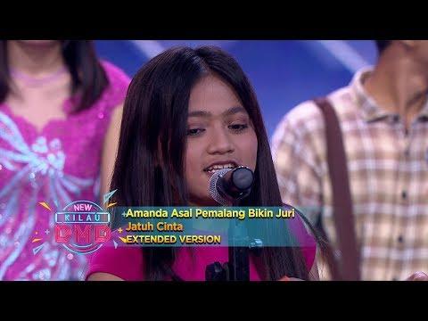 Lucu Banget! Amanda Asal Pemalang Bikin Juri Jatuh Cinta Part 2 - New Kilau DMD (19/12)