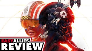 Star Wars: Squadrons - Easy Allies Review (Video Game Video Review)