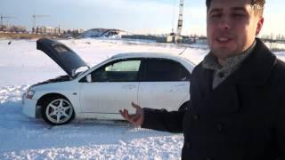 Тест-Драйв.  Mitsubishi Lancer Evolution 7
