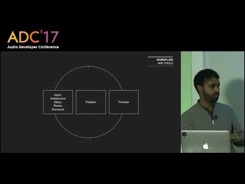 Varun Nair, Hans Fugal - Spatial audio at Facebook (ADC'17)