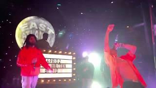 """JID performs """"Off Deez"""" feat. SURPRISE J. COLE"""