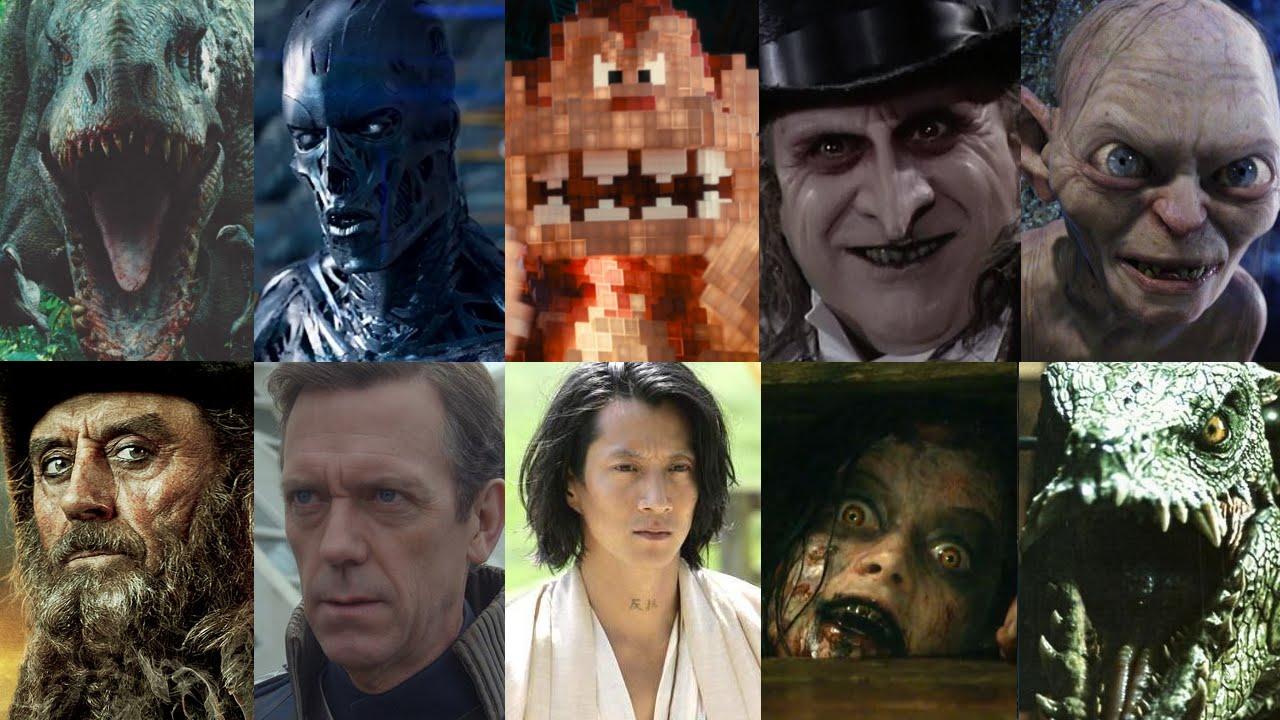 Defeat Of My Favorite Movie Villains Part Xxv Youtube