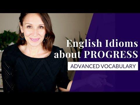 Как вы понимаете слова прогресс
