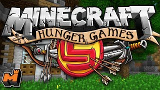 Minecraft: Hunger Games Survival w/ CaptainSparklez - DIAMOND!