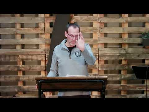 Wednesday Service - Hosea 1-3