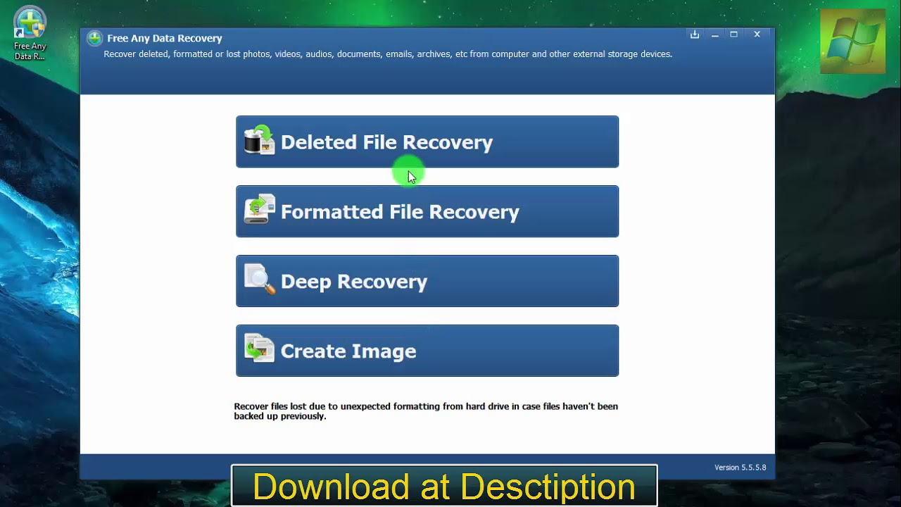 any data recovery software for pc free download