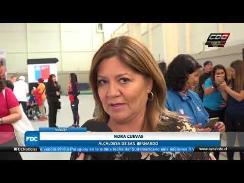 Pauline Kantor Expuso Los Principales Desafíos Del Deporte Chileno