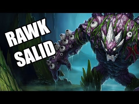 RAWK SALID