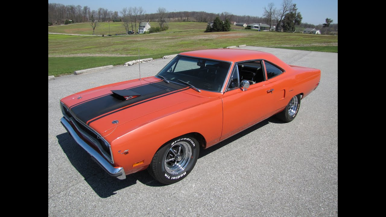 1970 Plymouth Road Runner Sold Erics Muscle Cars Youtube
