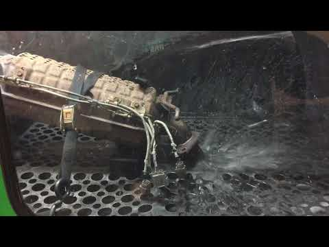 Mazda 5 DPF cleaning. DPF repair Hull