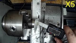 Замена втулок на подшипники эл. двигателя 12В.