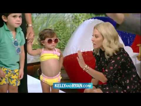 Kids of Live Swimsuit Fashion Show
