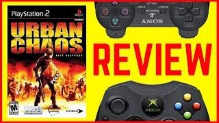 REVIEW: Urban Chaos: Riot Response (PS2/XBOX)