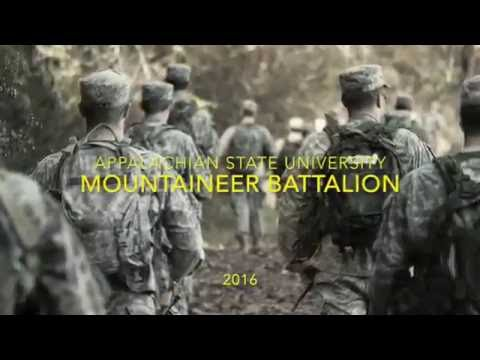 App State University ROTC Spring 2016