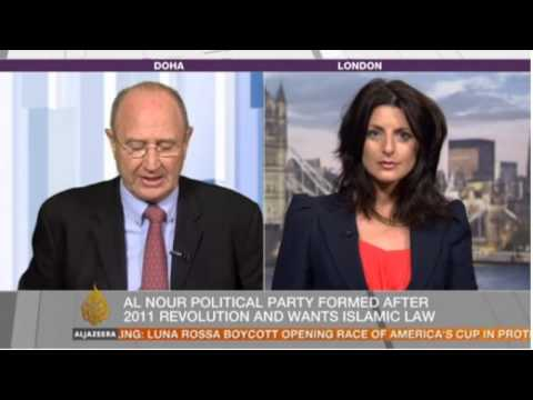 Rachel Shabi, Tamer El-Meehy with Mike Hanna on aftermath of Rep. Guard Massacre in Egypt