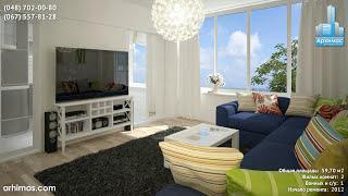 Цены дизайн проект в 2-х комнатной квартире Одесса(, 2012-07-17T05:38:39.000Z)