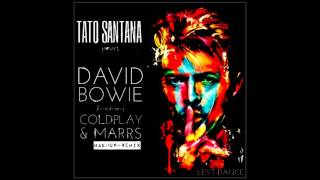 David Bowie ft Coldplay & Marrs - Let
