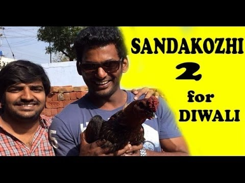 Sandakozhi 2 Full Movie | TamilGun