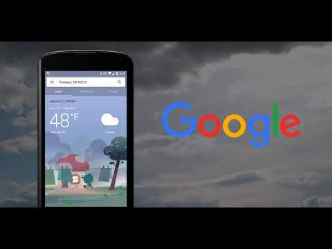 Какая погода android