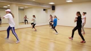 Секция современные танцы, тренер Черкашина Дарья