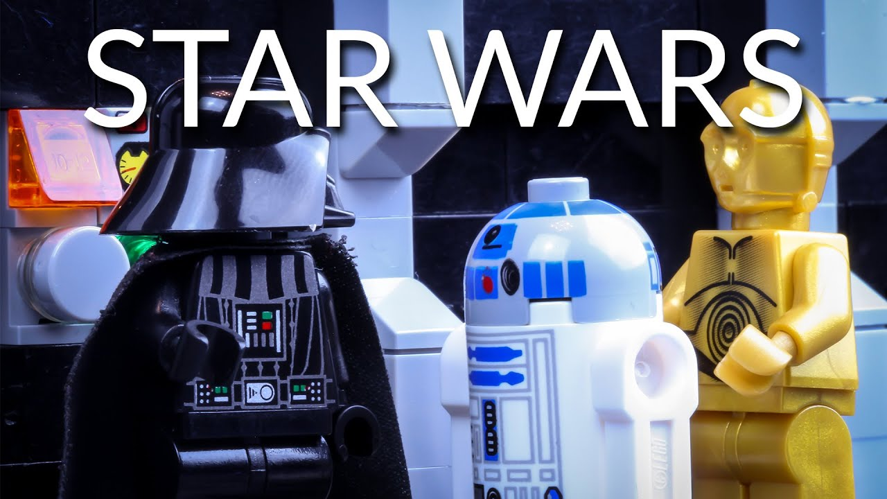 Lego Star Wars: Repair and Share