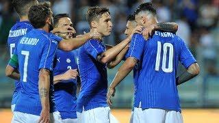 Highlights: Italia-San Marino 8-0 (31 maggio 2017)