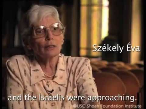 Holocaust survivor Éva Székely eyewitness to 1972 Munich Massacre