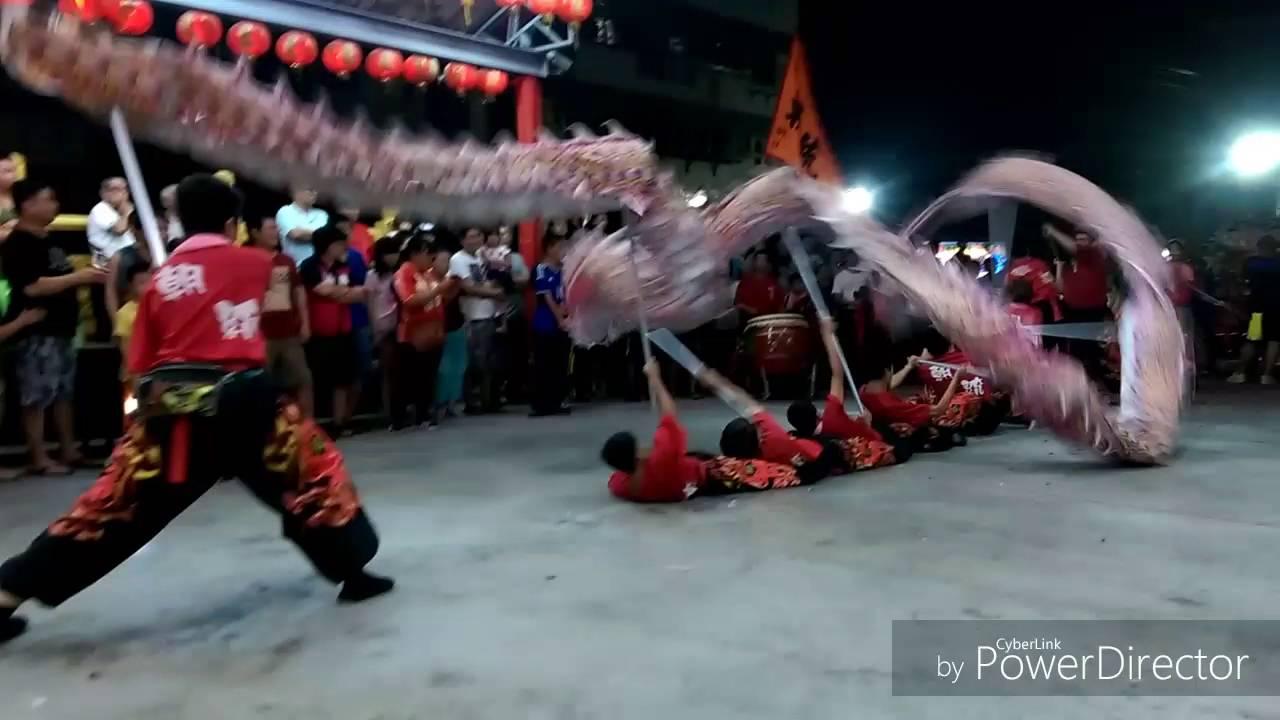105年9月11日太平樂安宮天上聖母往中部進香回駕遶境 - YouTube