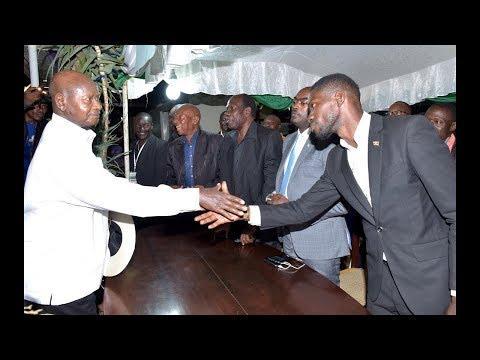 Bobi Wine becomes an International Agenda for Uganda | KTN News Centre