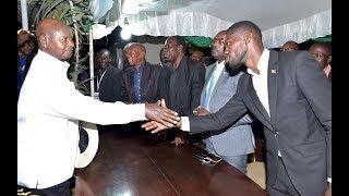 Bobi Wine becomes an International Agenda for Uganda   KTN News Centre