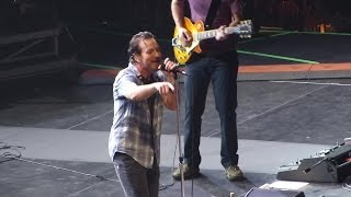 Pearl Jam: Infallible [HD] 2013-10-15 - Worcester, MA