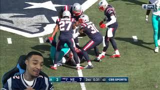 FlightReacts Dolphins vs. Patŗiots Week 1 Highlights   NFL 2020