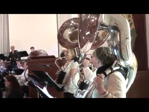 """Them Basses"" Women's Army Corps Band Reunion Concert"