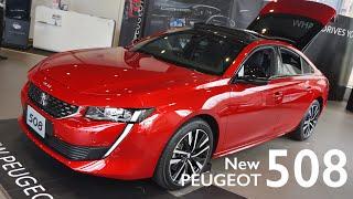 プジョー 新型『508』内外装 (UK仕様) | ALL New PEUGEOT 508 Exterior&Interior