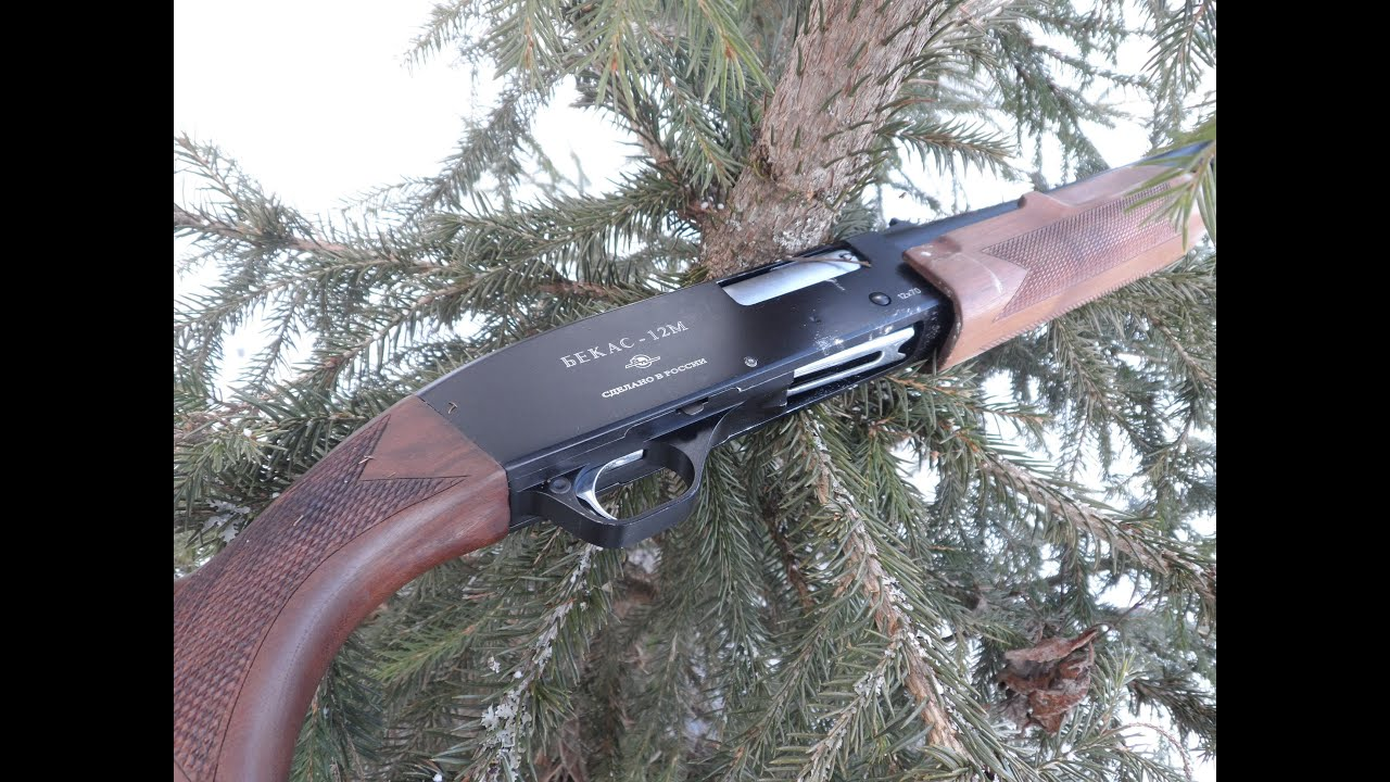 KRAL ARMS M155 Обзор и полевой тест ружья (field test overview .