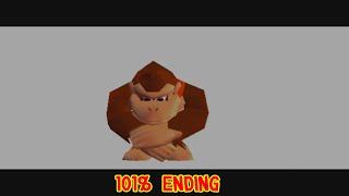 Donkey Kong 64: 101% Secret Alternate Ending